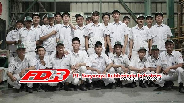Lowongan PT Suryaraya Rubberindo Industries Juni 2020