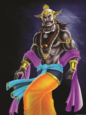 Hiranyaksha