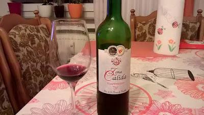 Zona cálida, vino, tempranillo, Castilla, La Mancha