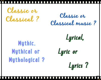 classic or classical music