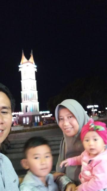 Menara Jam Gadang Bukittinggi