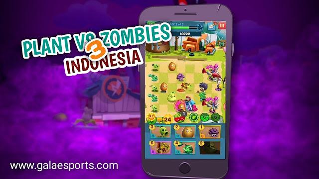 Terbaru! Game Plant Vs Zombie 3 Indonesia Untuk Android