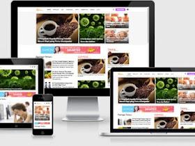 Vebma Theme - Responsive Blogger Template