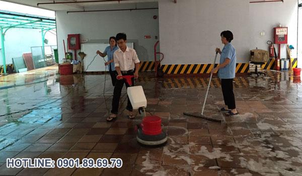Máy chà sàn công nghiệp cũ đã qua sử dụng