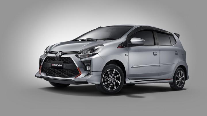 Harga Toyota Agya 2020