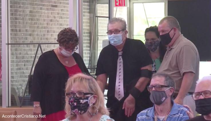 Pastor vence coronavirus