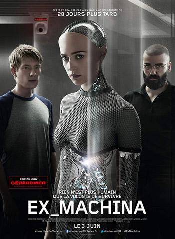 Ex Machina 2014 English BluRay DD5.1Ch ESubs||720p||480p