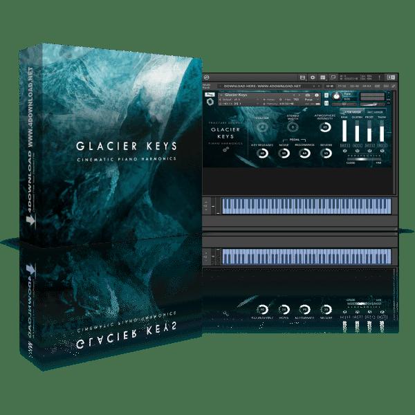Fracture Sounds Glacier Keys KONTAKT Library