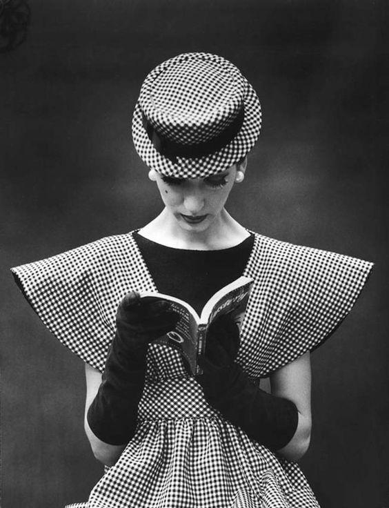 stile moda bianco nero