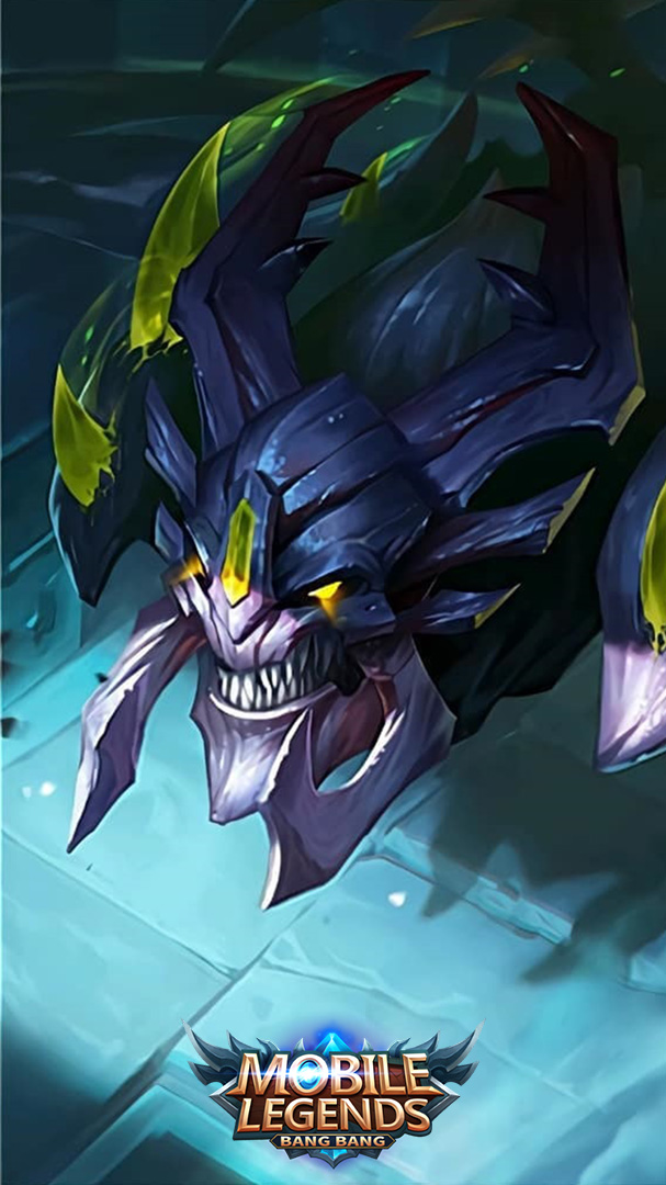 Wallpaper Helcurt Evolved Predator Skin Mobile Legends HD for Android and iOS