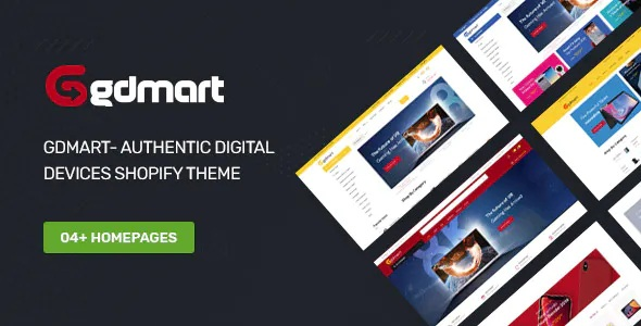 Best Authentic Digital Devices Shopify Theme