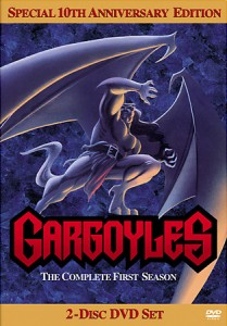 The Disney Afternoon gargoyles