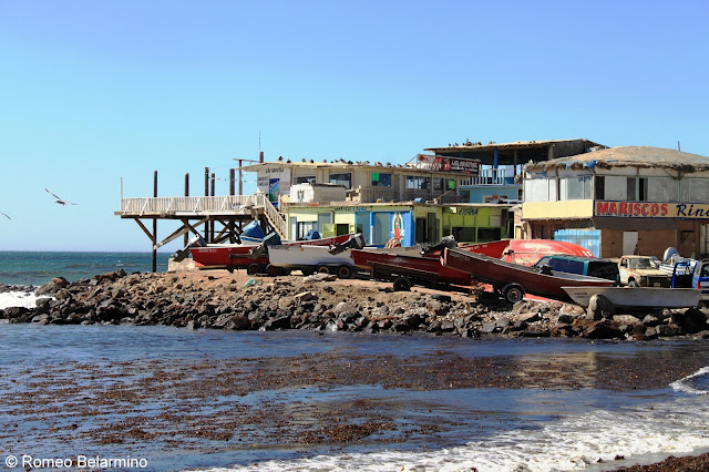 Popotla Baja California Mexico