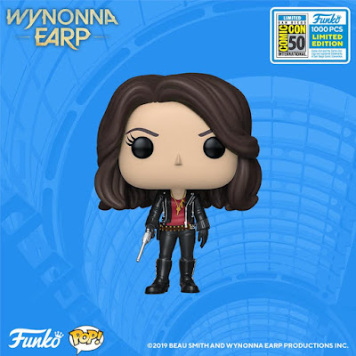 San Diego Comic-Con 2019 Exclusive Wynonna Earp POP! Television Vinyl Figure by Funko