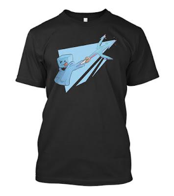 Skeppy Trident T-Shirts