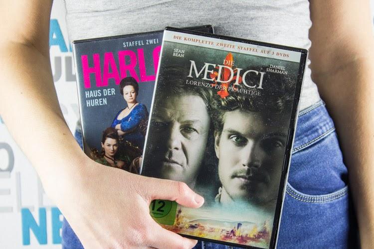 Serien Watchlist 2021, Serienjunkie, Serien 2021, Filmblogger