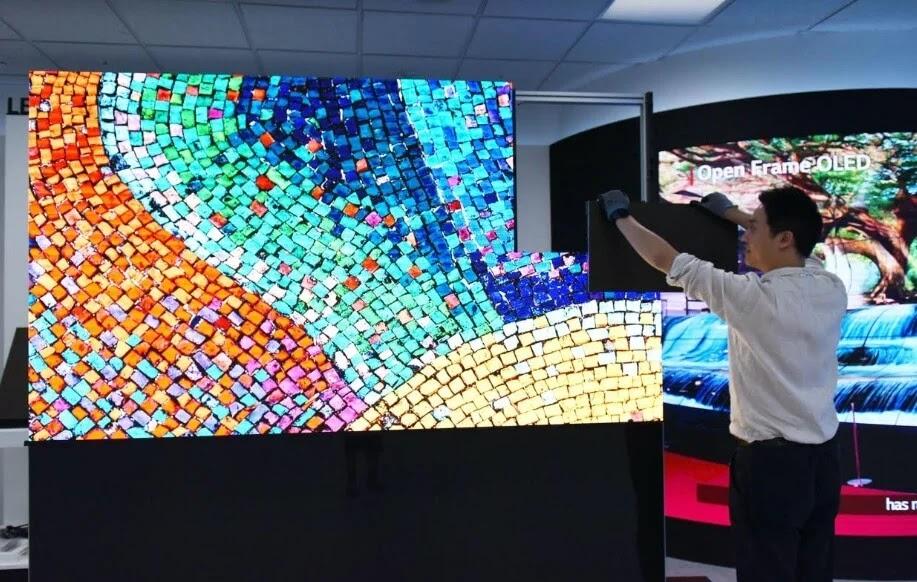 LG Introduces AI-Powered LSAA LED Series