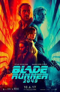 """Poster do filme """"Blade Runner 2049"""""""