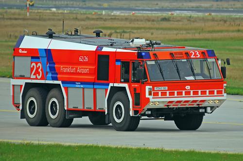 Foto Mobil Pemadam Kebakaran Tercanggih 05