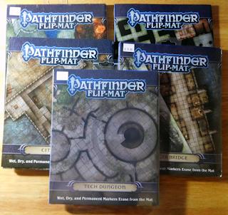 Pathfinder Flip-Mats
