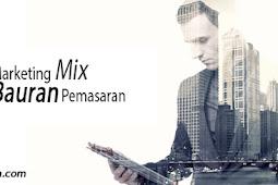 Pengertian dan Contoh Marketing Mix (Bauran Pemasaran) 4P dan 7P [LENGKAP]