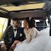 Actress Nuella Njubigbo And Movie Maker Tchidi Chikere White Wedding Photos