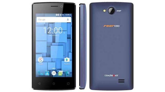 Symphony E80 Flash File Without Password
