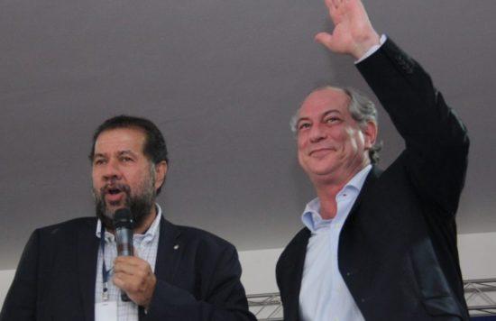 PDT vai oficializar a candidatura de Ciro em convenção marcada para o dia 20