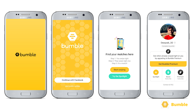 Bumble best dating apps for Android - you must know!!!