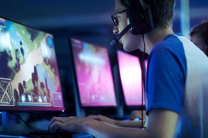 Video games improve attention and concentration