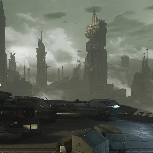 Star Citizen Wallpaper Engine
