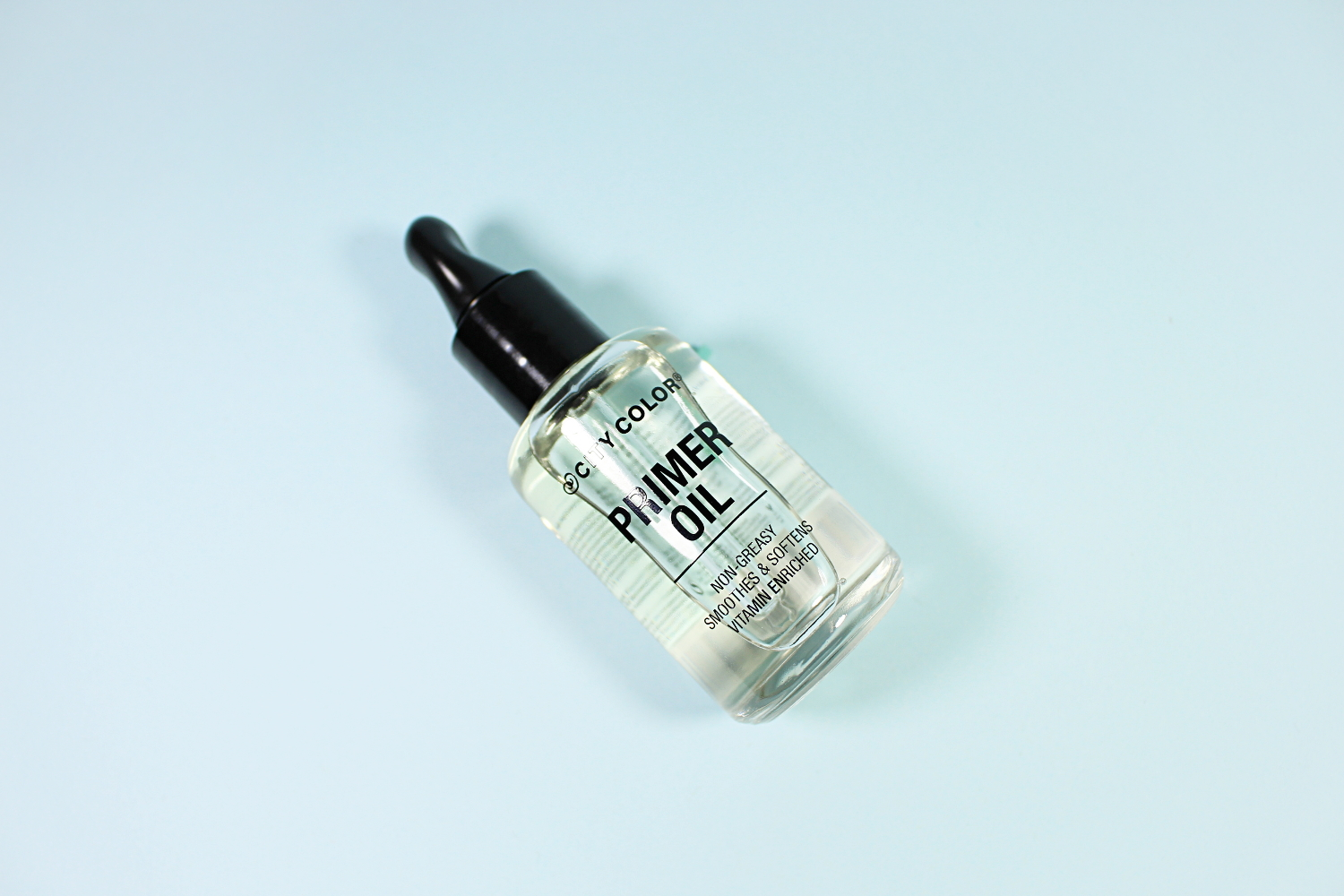 City Color Primer Oil liz breygel makeup cosmetics review before after demo test drive affordable budget friendly brand
