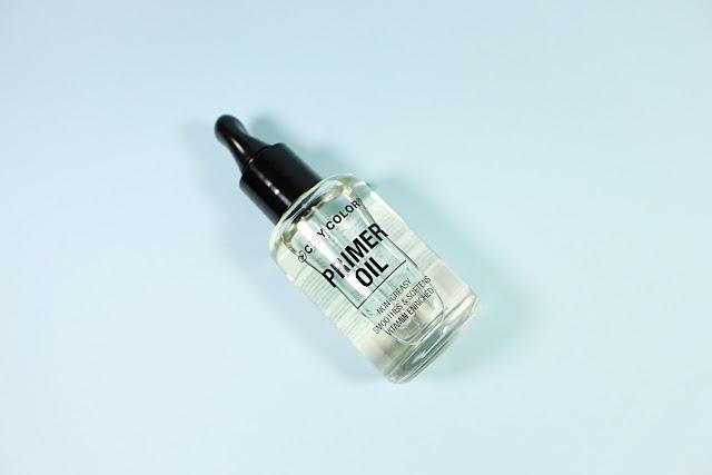 City Color Primer Oil liz breygel makeup cosmetics review before after demo test drive affordable budget friendly brand
