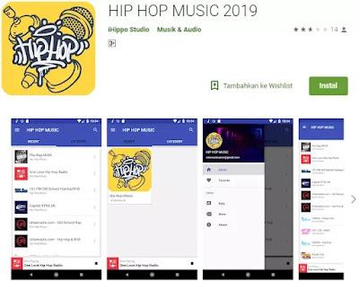 5 Aplikasi Musik Hip Hop Terbaik Android-4