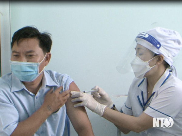 Thuận Bắc: Có 8.924 người tiêm văc xin phòng Covid-19