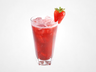 Recipe For Strawberry Juice