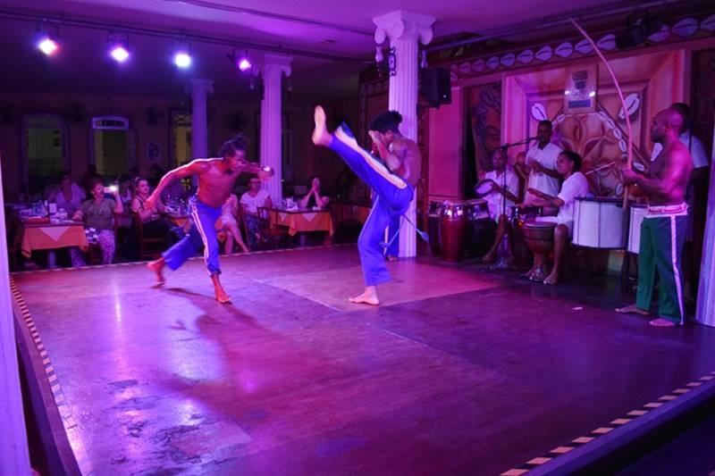 Show Folclórico com jantar em Salvador