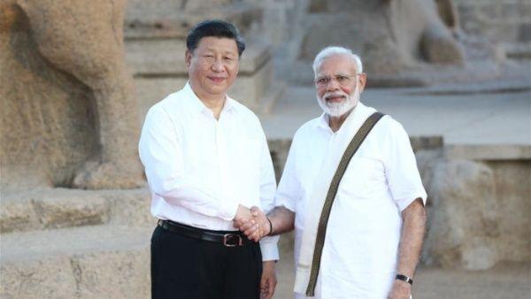 Gobernantes de China e India consolidan relaciones bilaterales