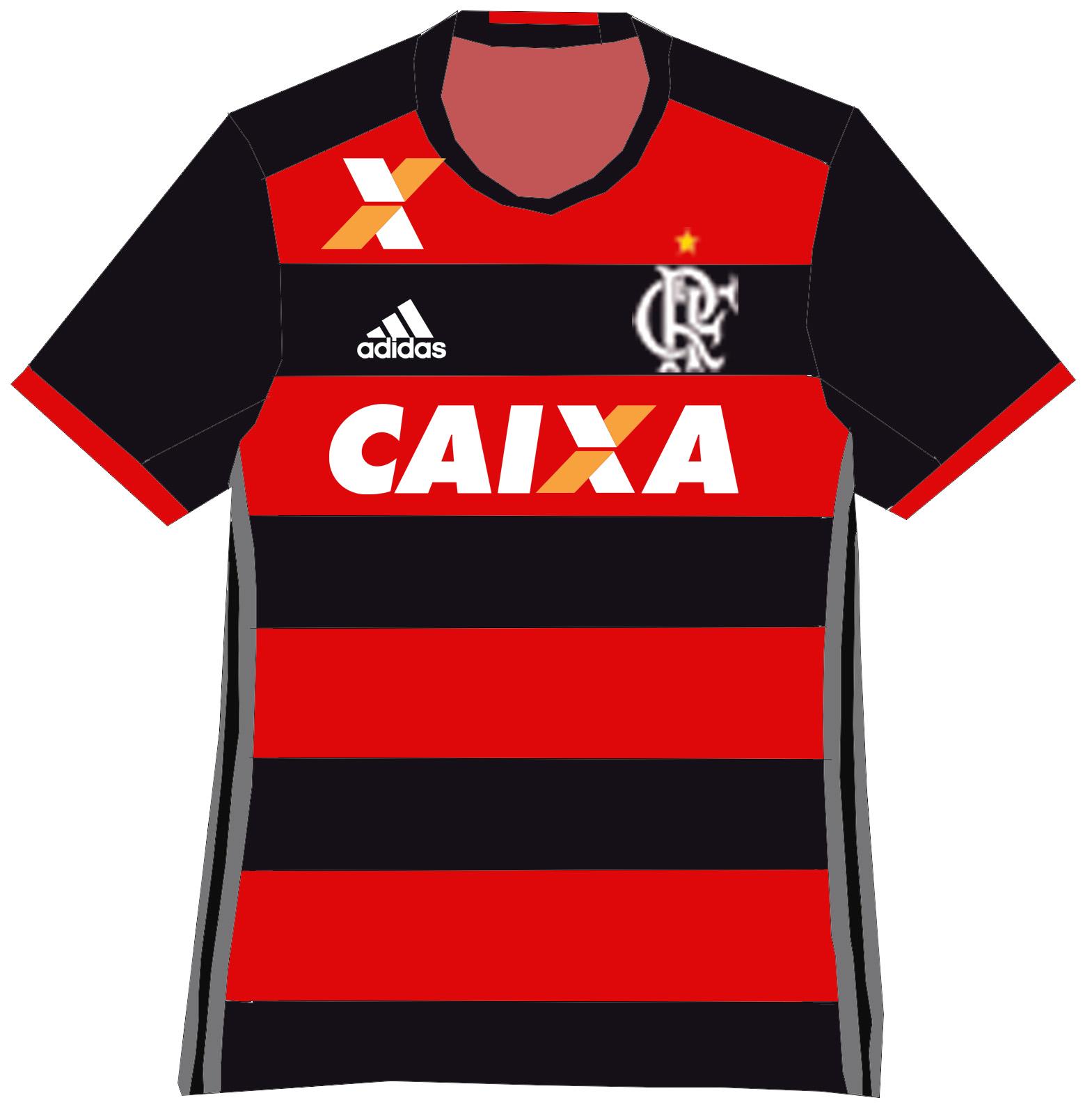 648163cdae Mantoteca   PREVISÃO  Camisas do Flamengo para 2016