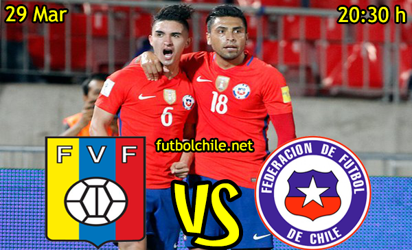 VER STREAM YOUTUBE RESULTADO EN VIVO, ONLINE: Venezuela vs Chile