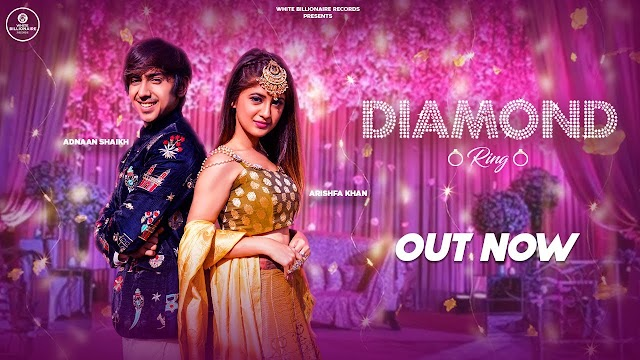 Diamond Ring Lyrics | Arishfa Khan | Adnaan Shaikh | LyricsHotel