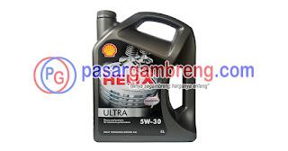 Jual Shell Helix Ultra 5W-30 SN/CF