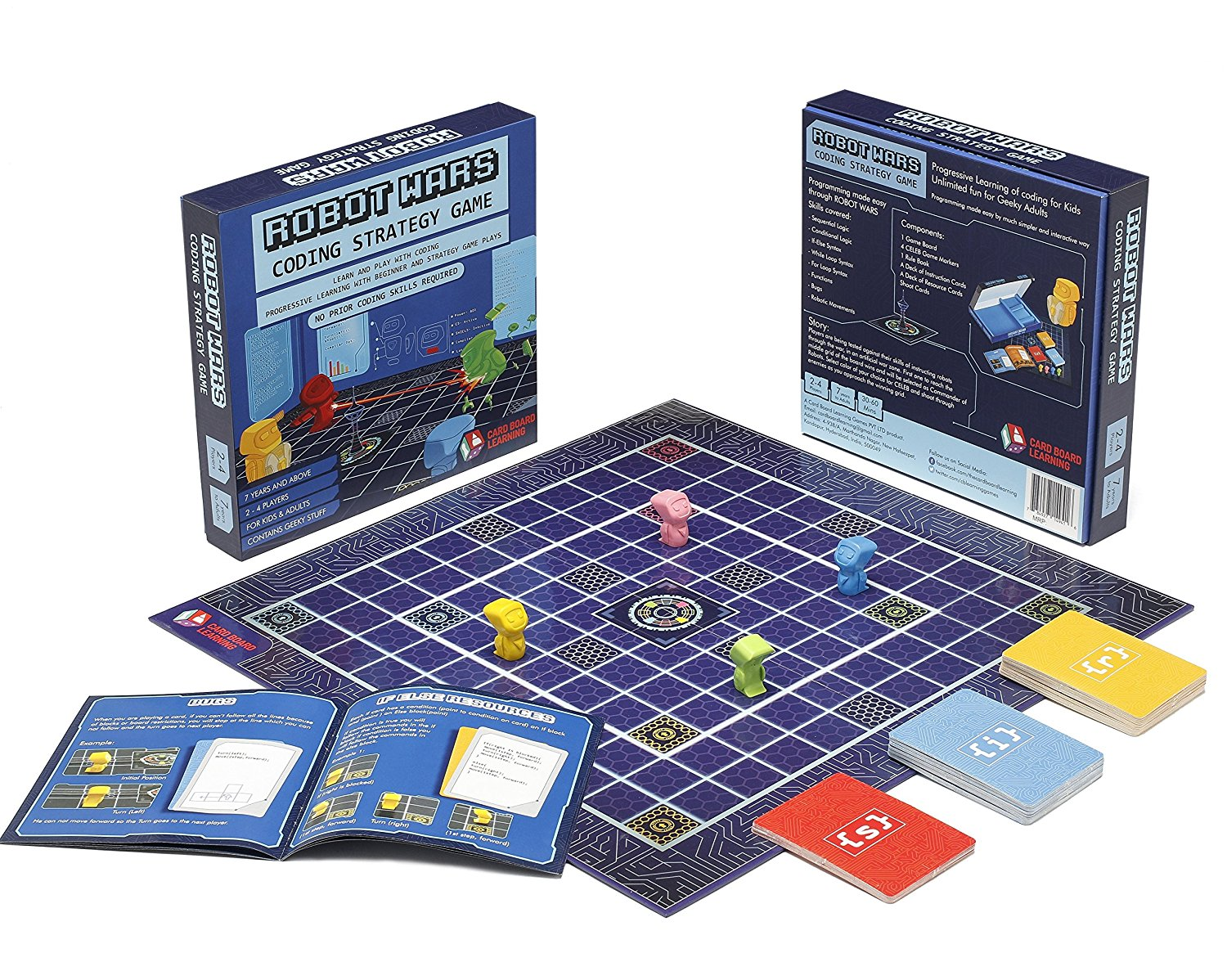 Dad of Divas' Reviews: Game Review - ROBOT WARS Coding Board