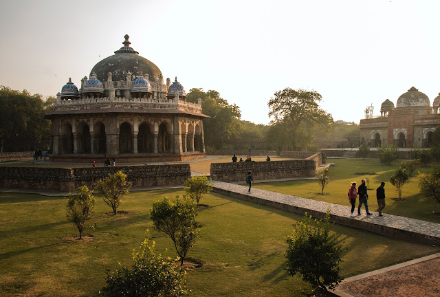 tourist destinations in India new Delhi