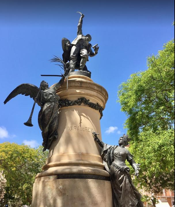 Monumento a Vara de Rey