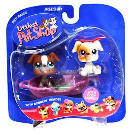 Littlest Pet Shop Carry Case Boxer (#83) Pet