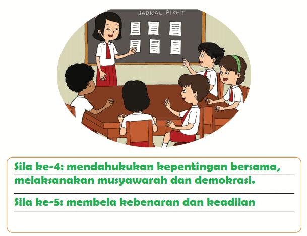 Lengkap Kunci Jawaban Kelas 2 Tema 1 Subtema 3 Pembelajaran 6 Jawaban Tematik Terbaru