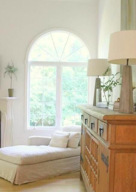 Belgian style living room by Hello Lovely Studio