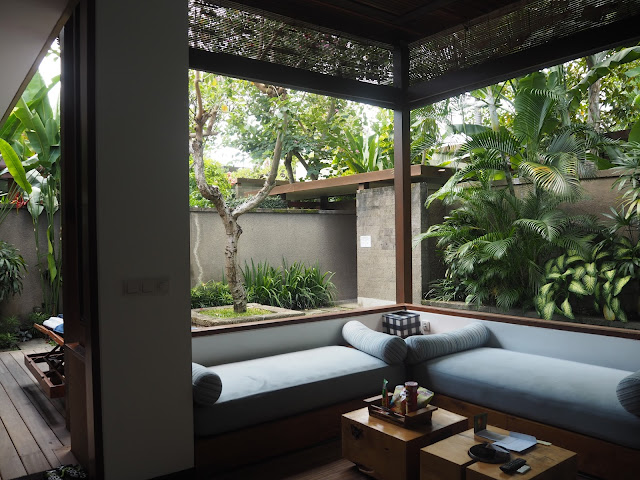 Living room Bali