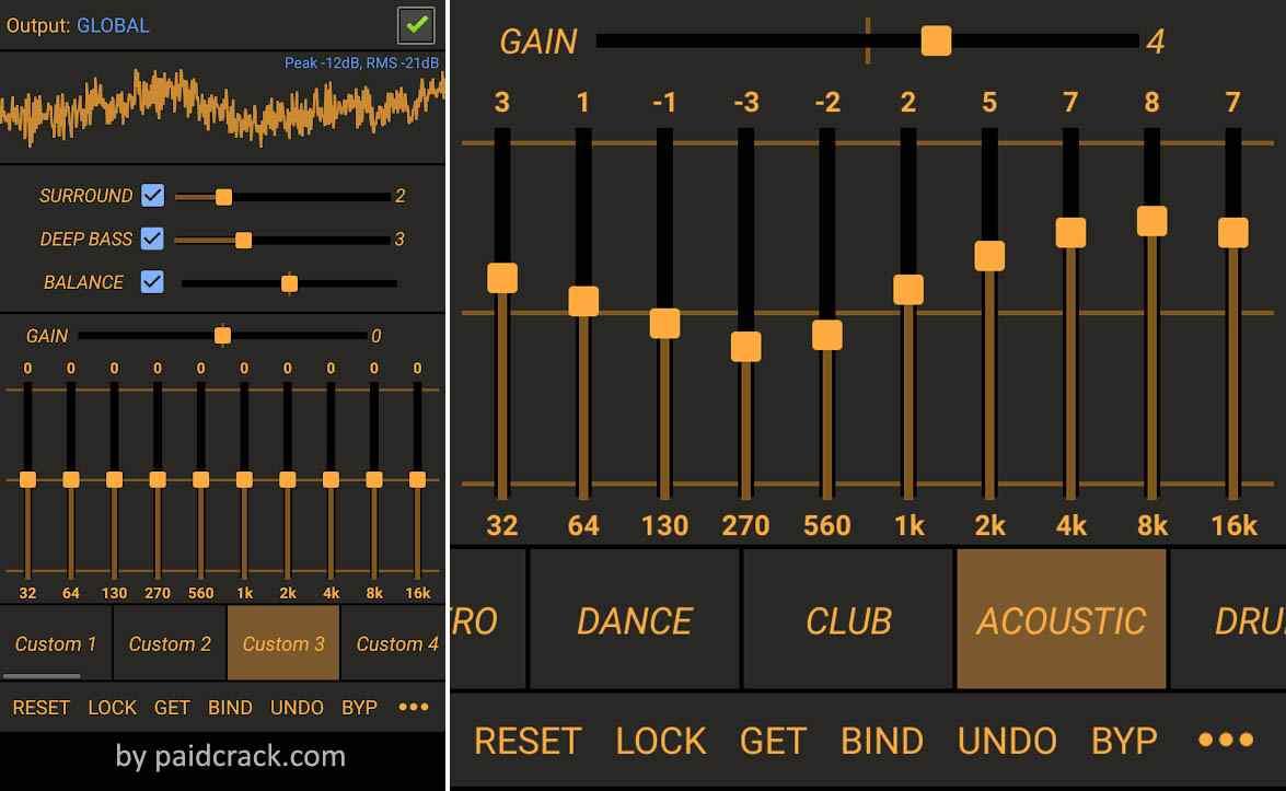 Power Audio Equalizer Mod Apk 1.0.5 [Paid]